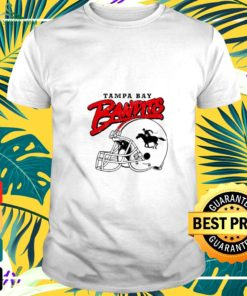 Official Tampa Bay Bandits Helmet 2021 t-shirt