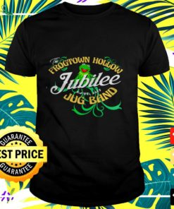 Jubilee the Frogtown hollow jubilee jug band 1977 t-shirt