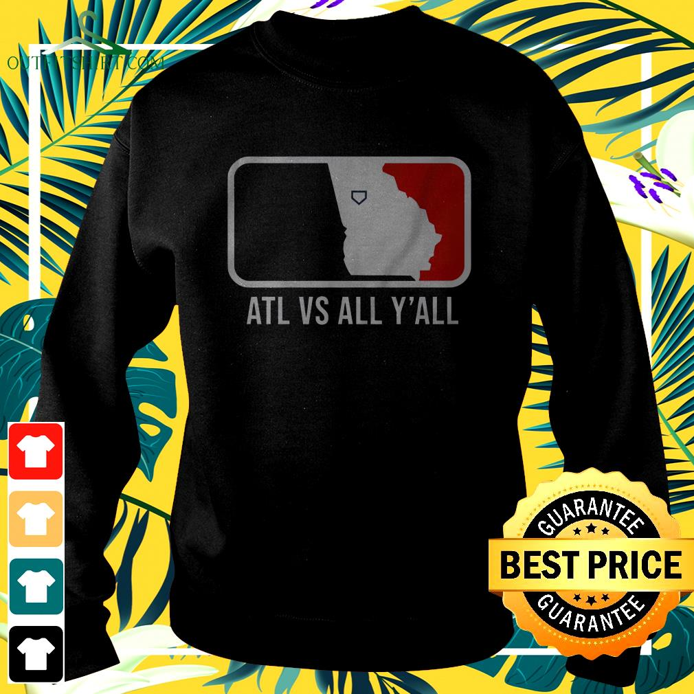 ATL vs all y'all sweater