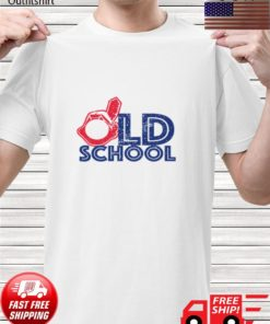Cleveland old school in the house t-shirt