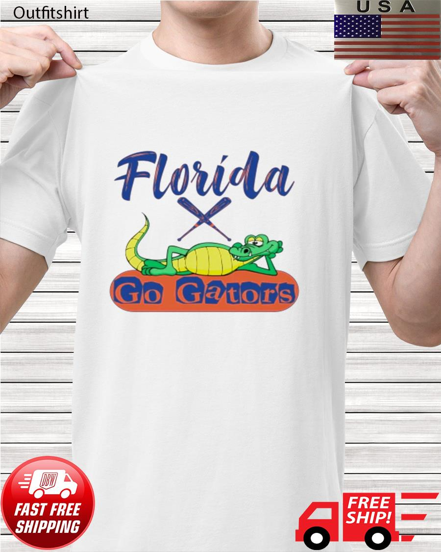 Florida Gator baseball t-shirt