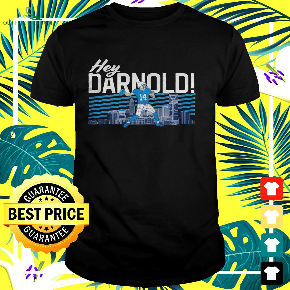 Hey Darnold t-shirt