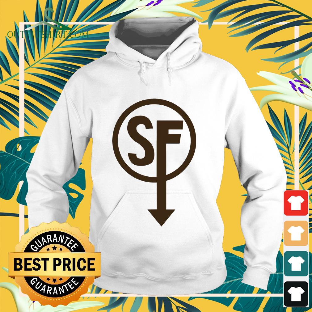 Sally Face Sanity's Fall Larry hoodie