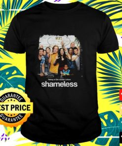 Shameless Tv Taking on the counter culture Shameless t-shirt