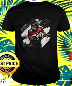 Tampa Bay football Antoine Winfield Jr. signature t-shirt