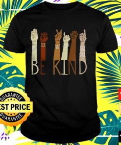 Vote be kind t-shirt
