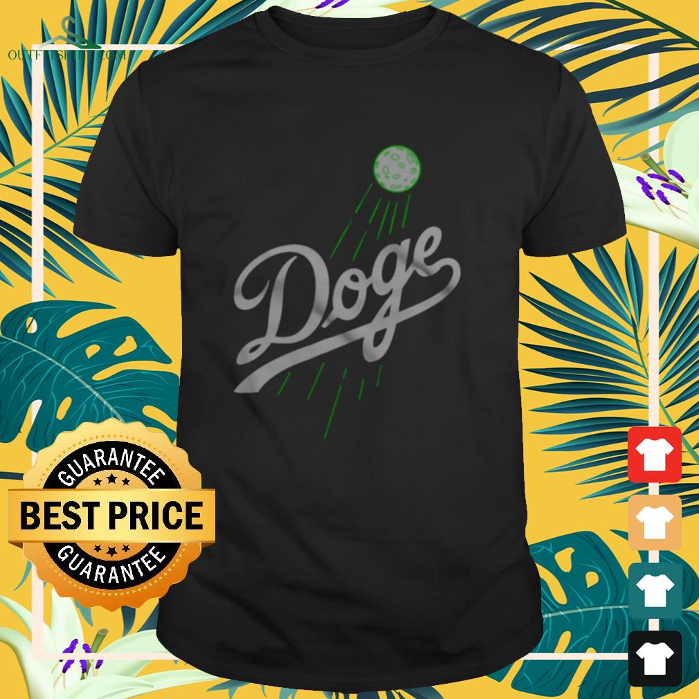 Doge to the moon Shirt