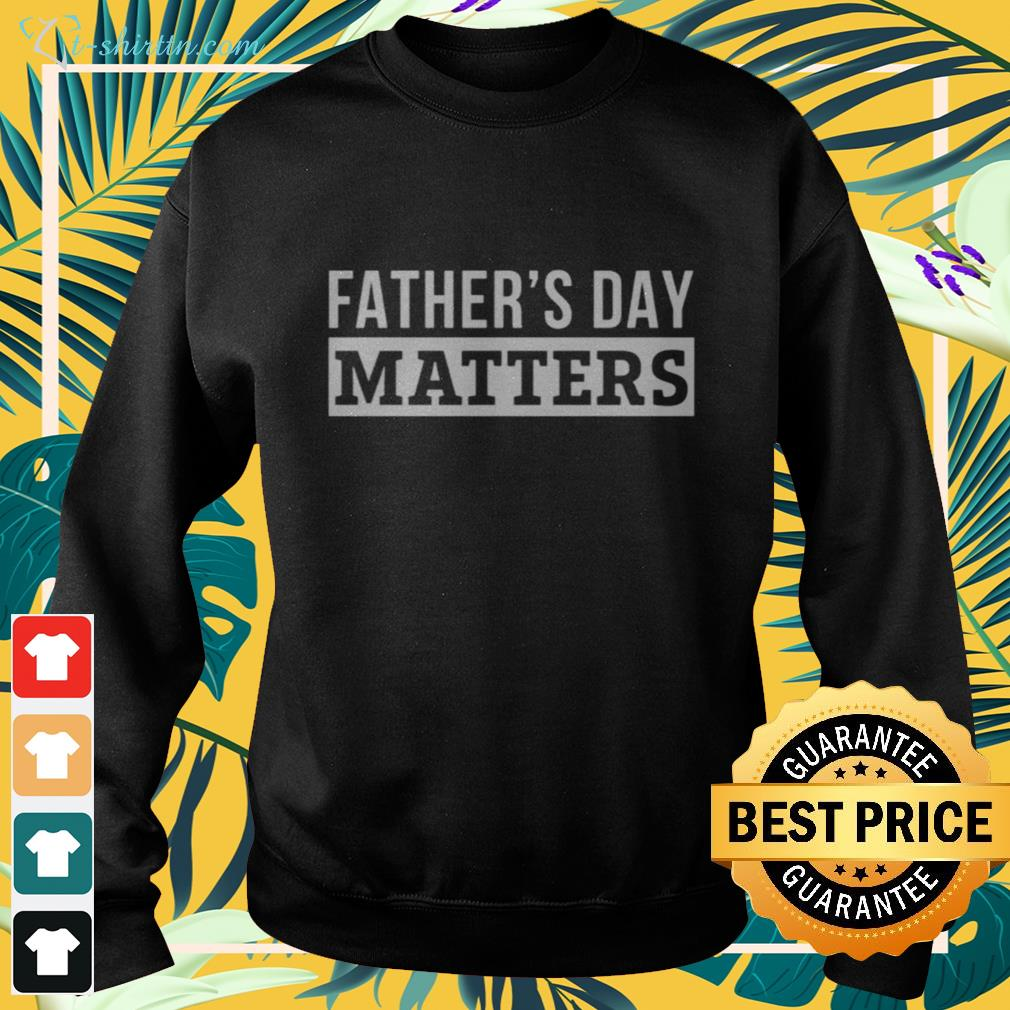 Official Father's day matters sweater