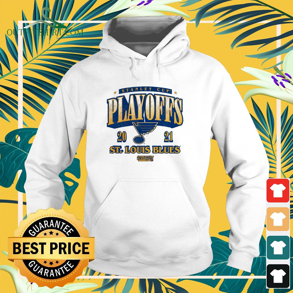 St. Louis Blues 2021 Stanley Cup Playoffs Bound Ring the Alarm hoodie