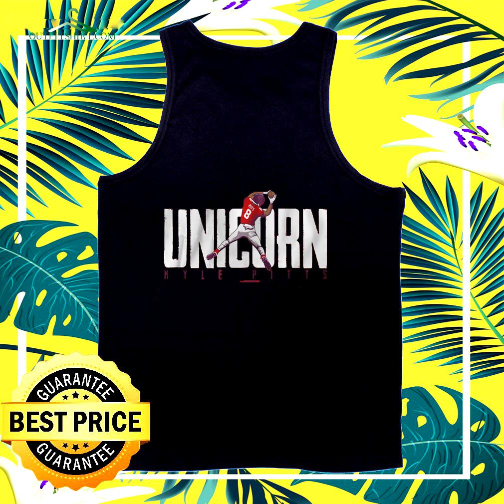 The Unicorn Kyle Pitts tank top