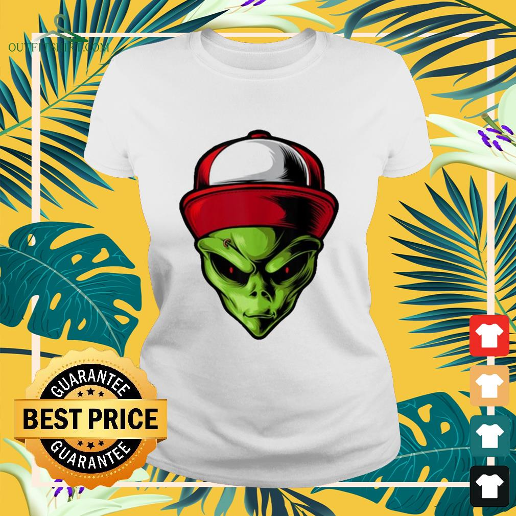 Alien are you ready ladies-tee