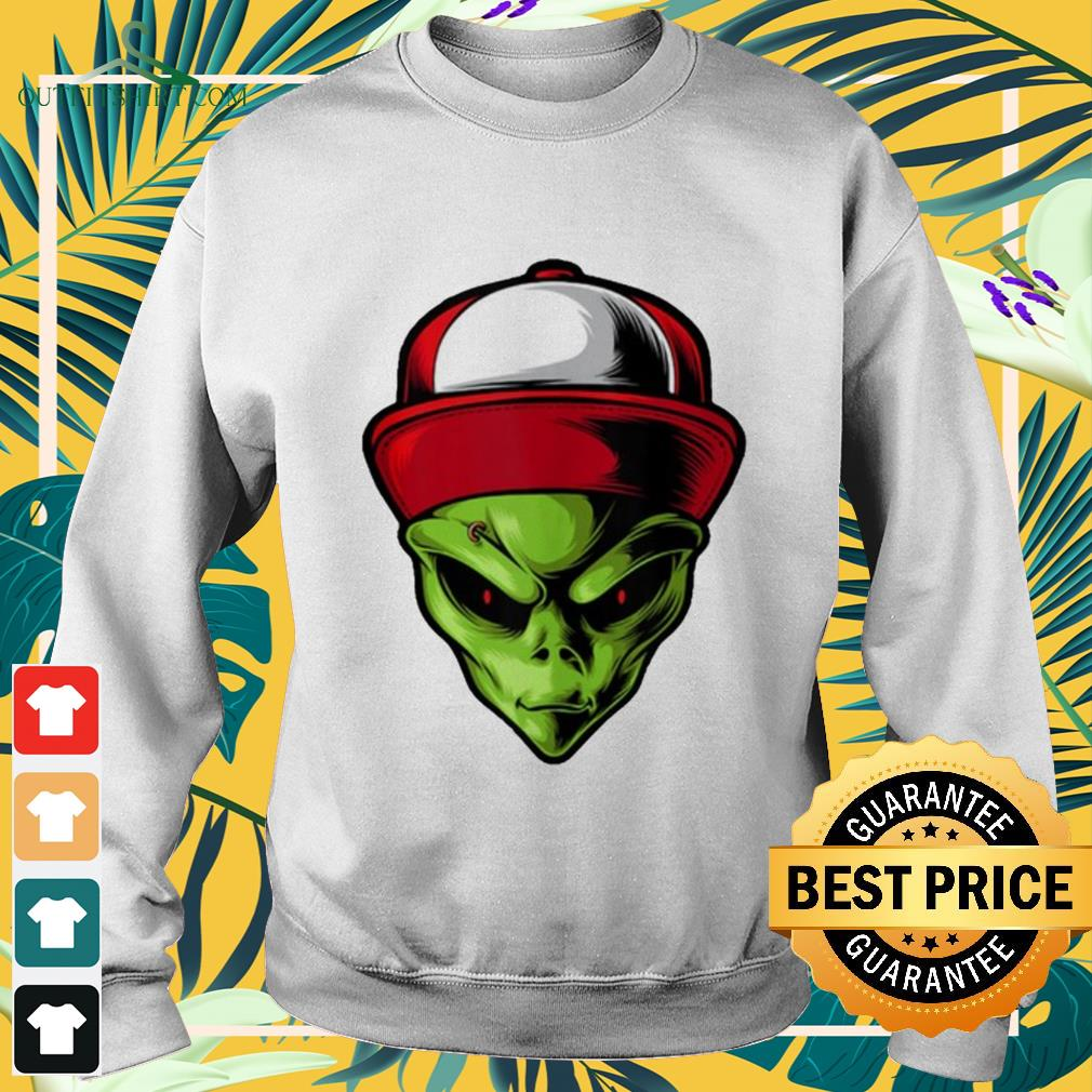 Alien are you ready sweater