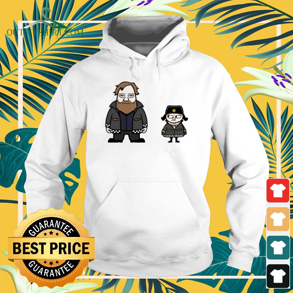 Andy Hinrika Trapped hoodie