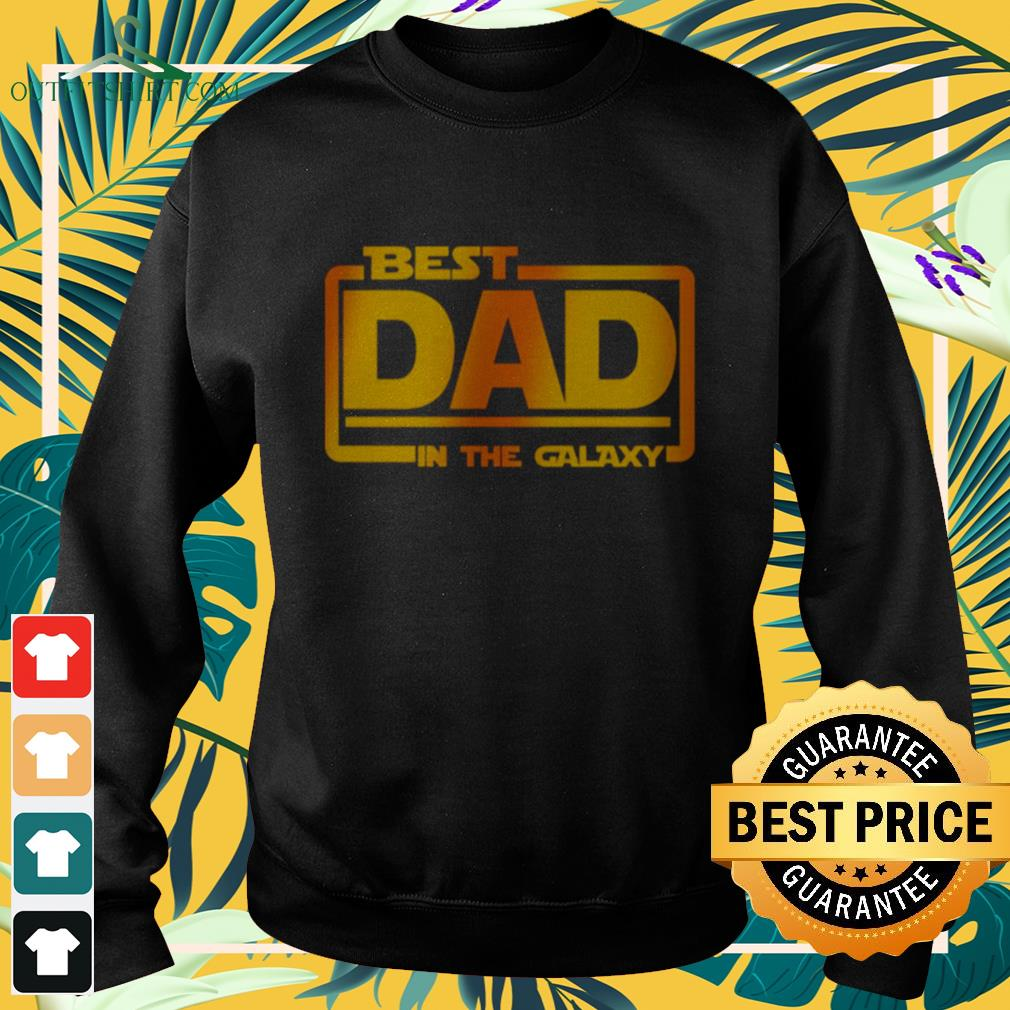 Best dad in the Galaxy Sweater