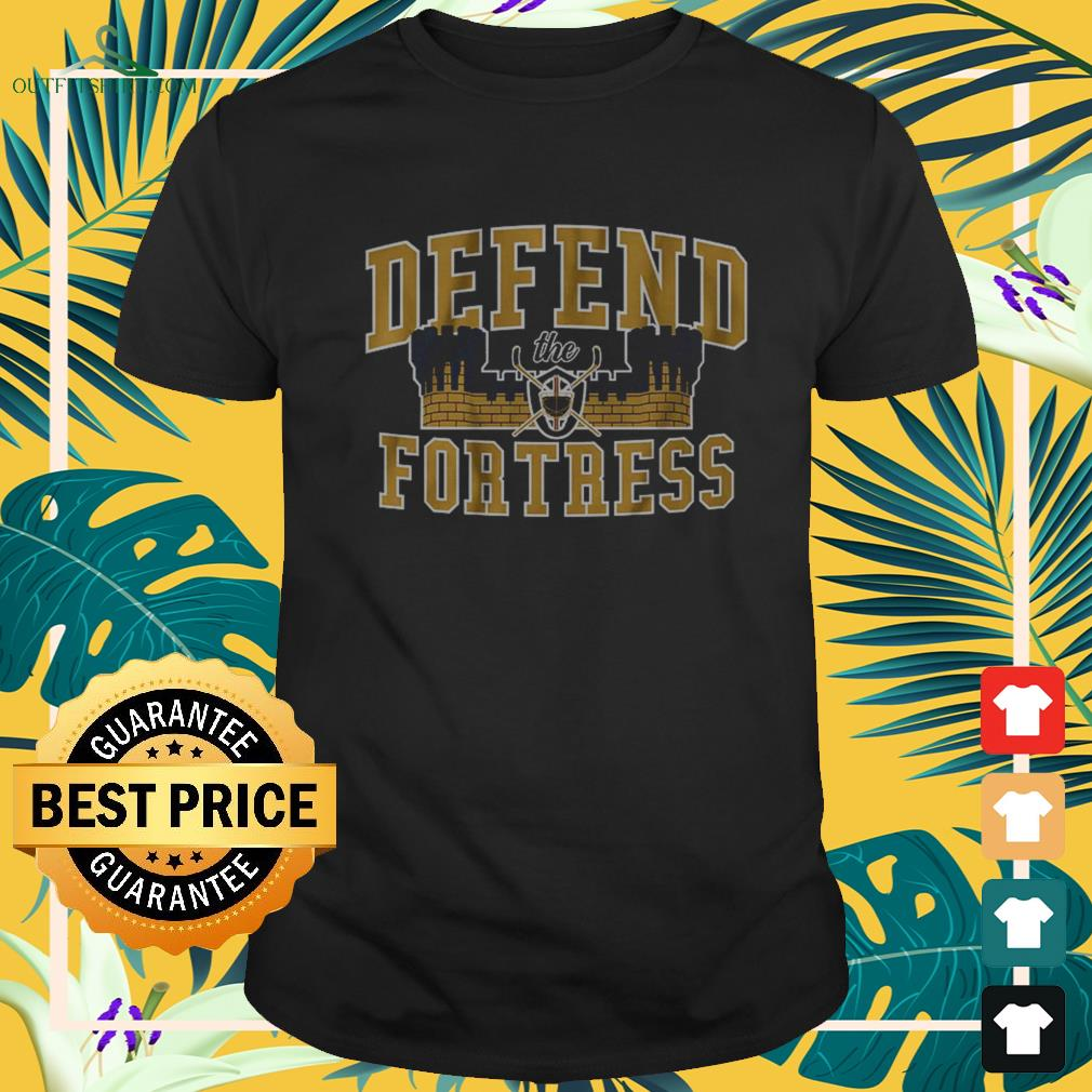 Defend the fortress hockey shirt