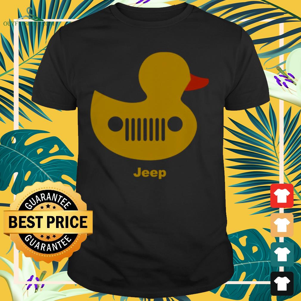 Duck jeep grille Shirt