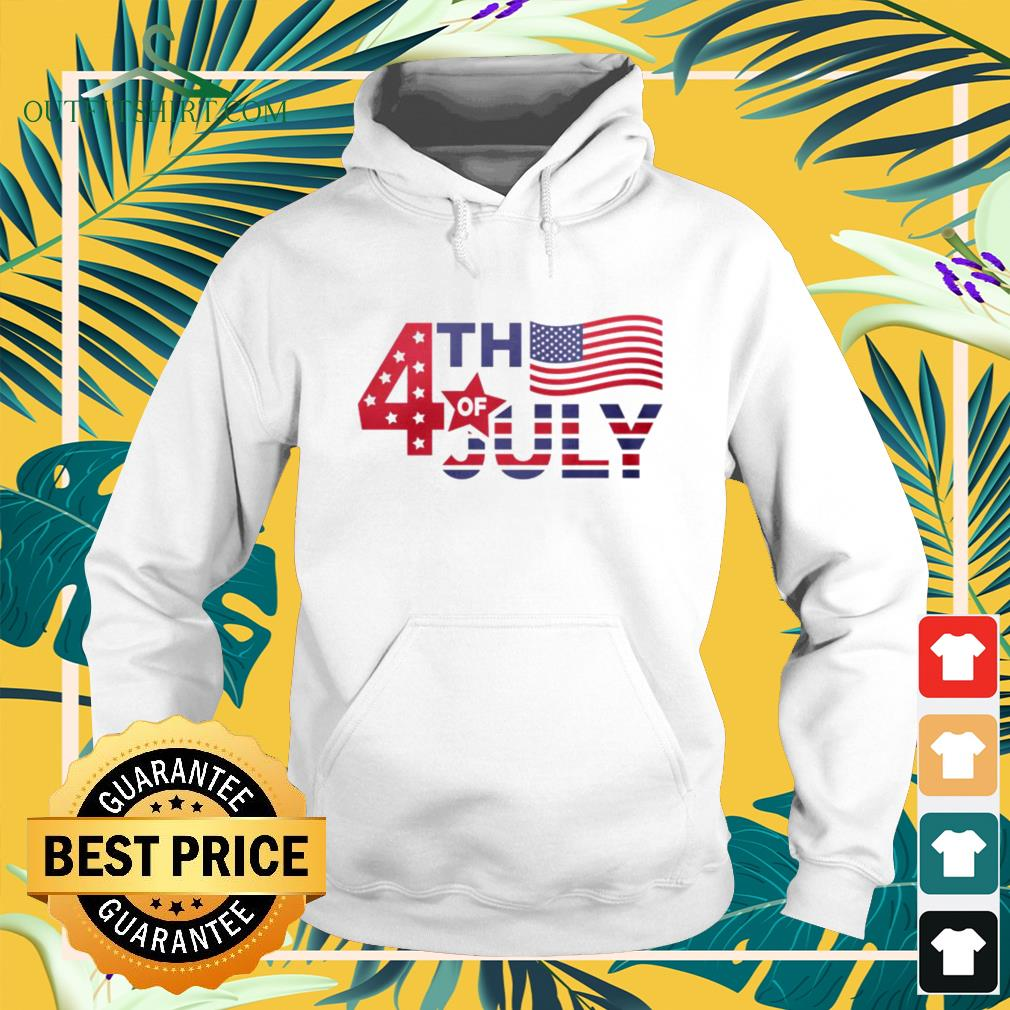 Independence Day 4th of July America Hoodie