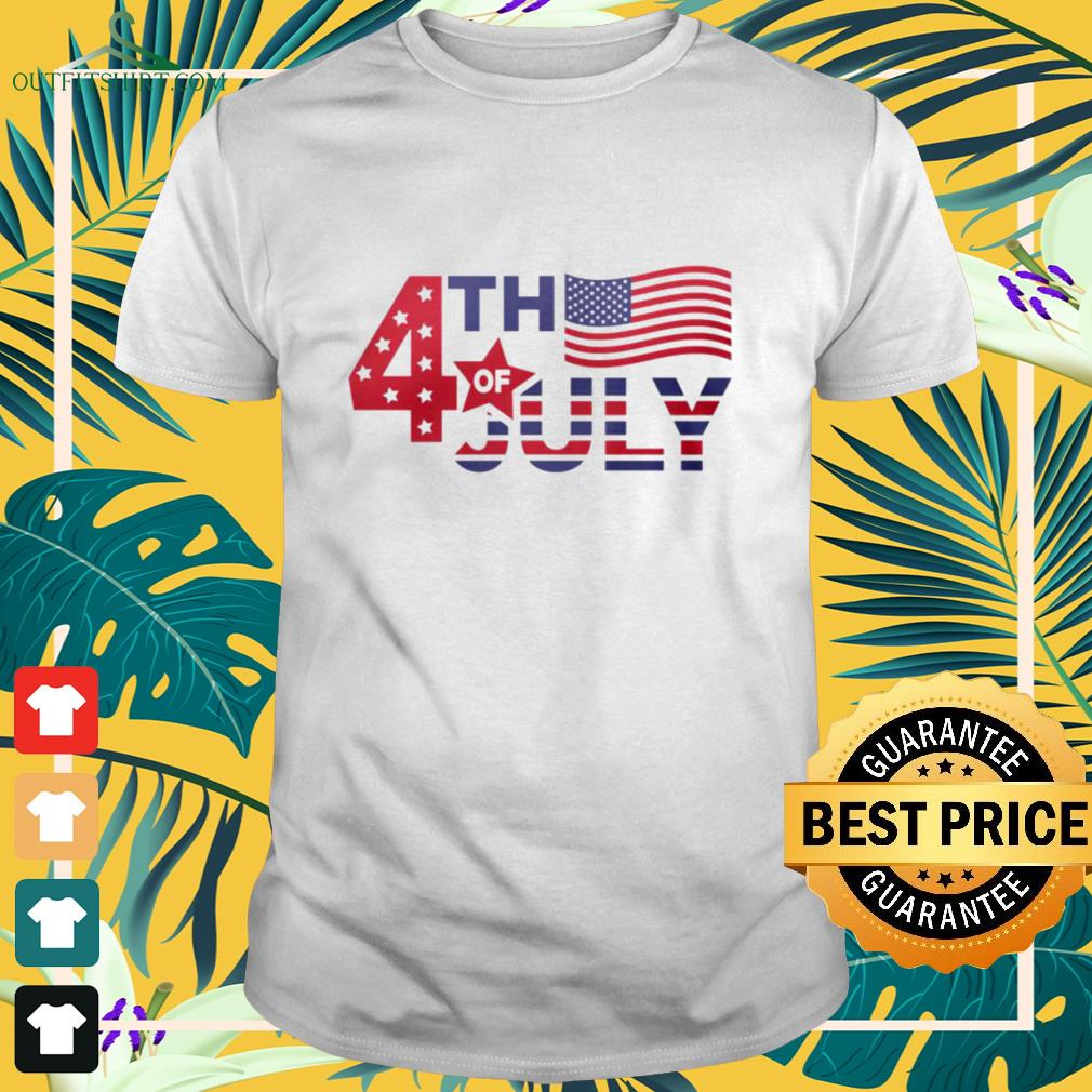 Independence Day 4th of July America Shirt