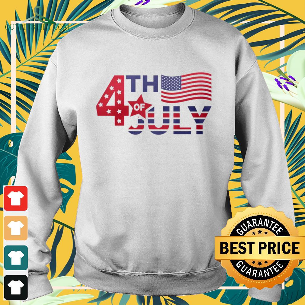 Independence Day 4th of July America Sweater