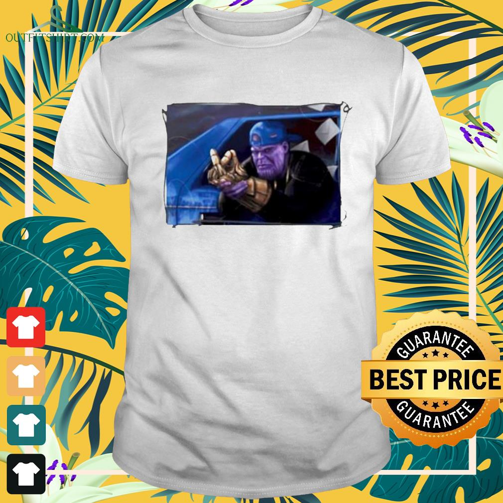 Thanos cool wallpapers for boys 4k Shirt