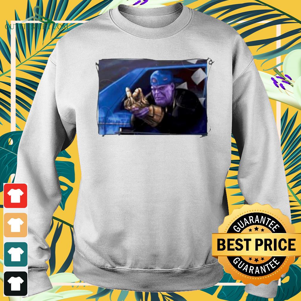 Thanos cool wallpapers for boys 4k Sweater