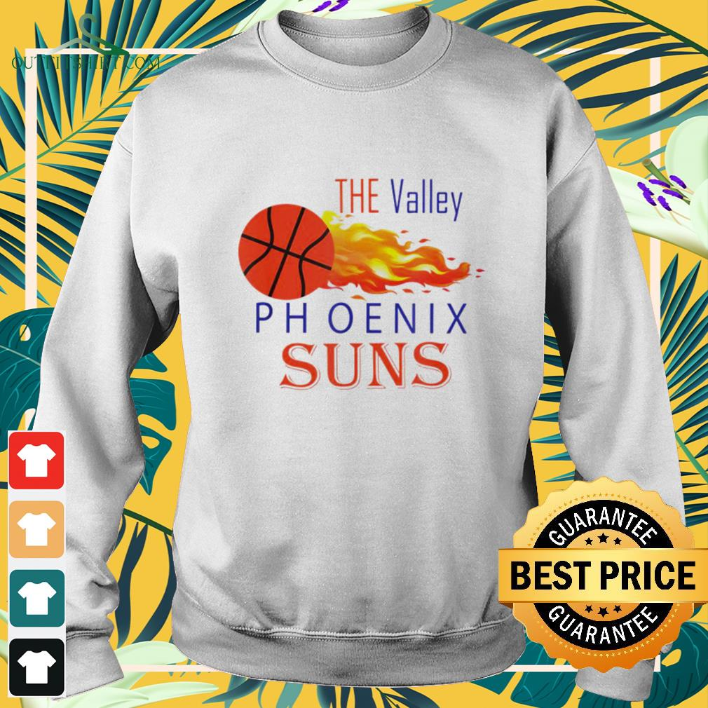 The Valley Phoenix Suns basketball lover sweater