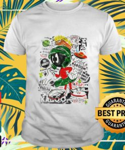 Looney Tunes Marvin The Martian shirt