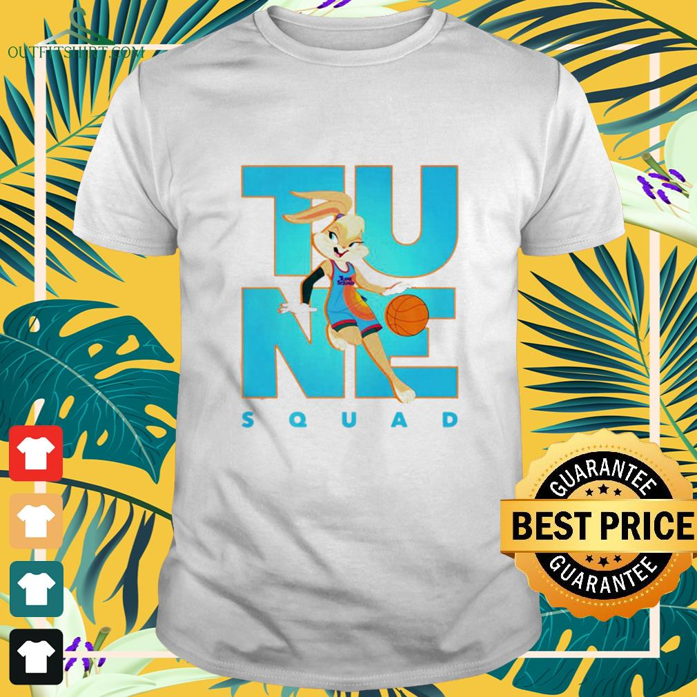 Space Jam A new legacy tune squad basketball shirt