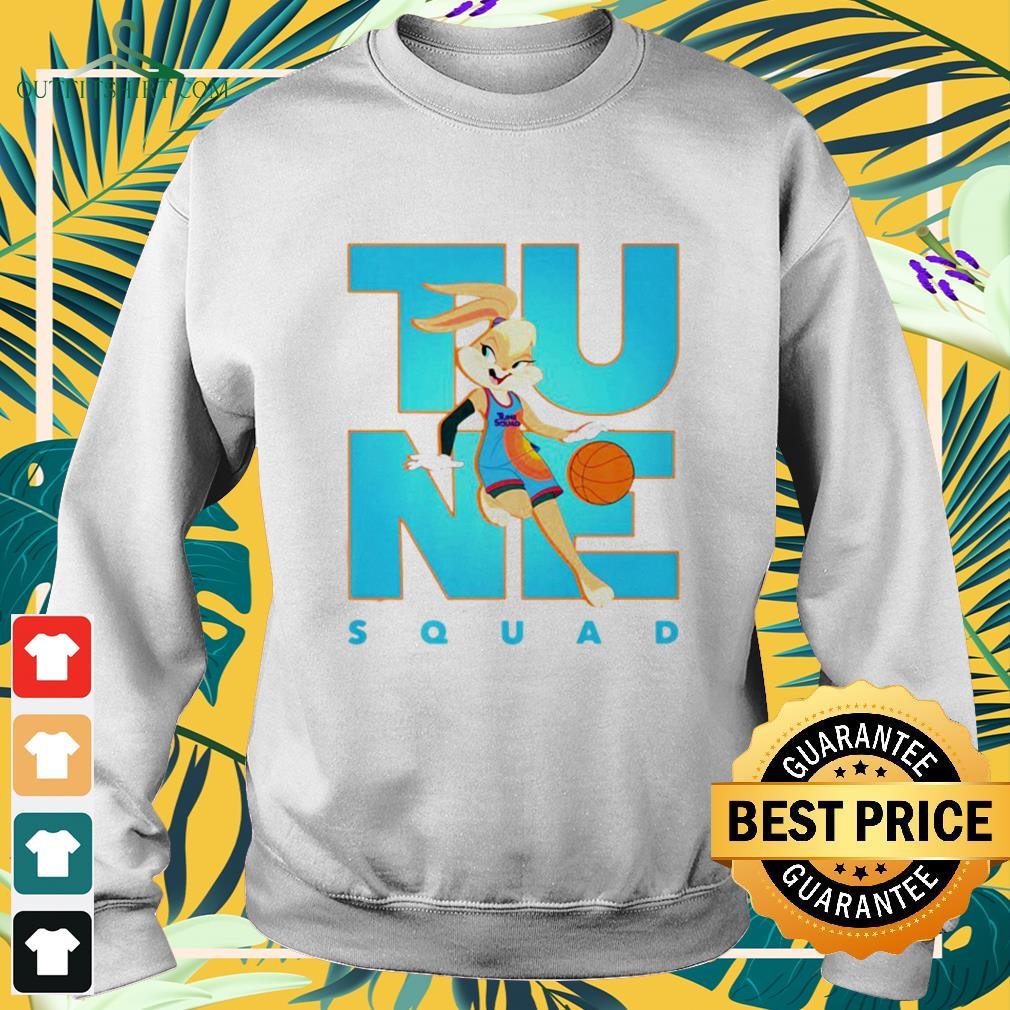 Space Jam A new legacy tune squad basketball sweater