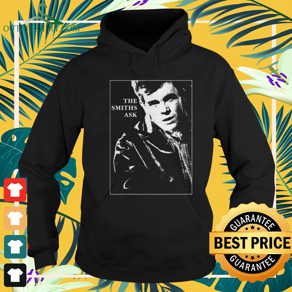 The Smiths Ask hoodie