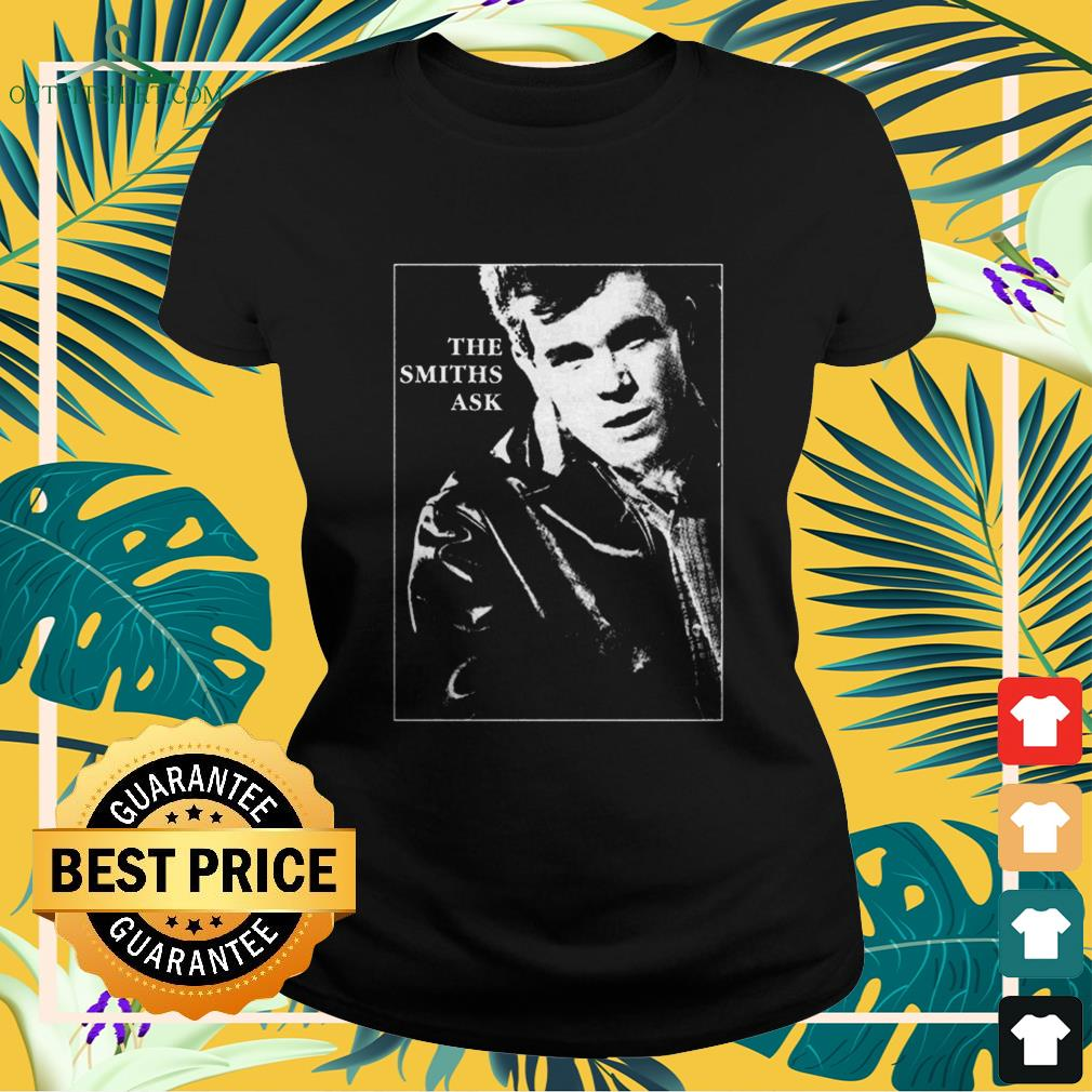 The Smiths Ask ladies-tee