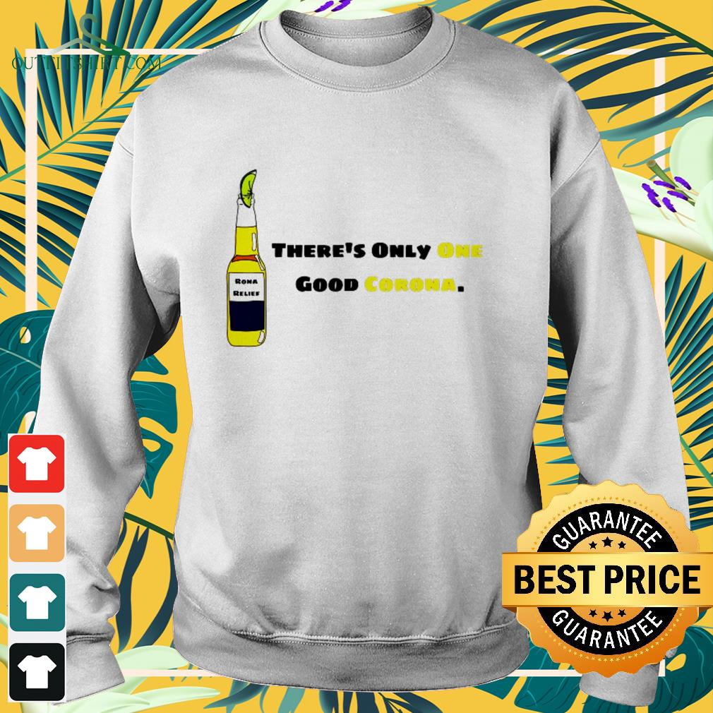 There's only one good Corona funny sweater