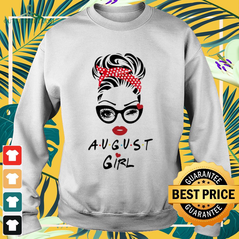 August girl sweater