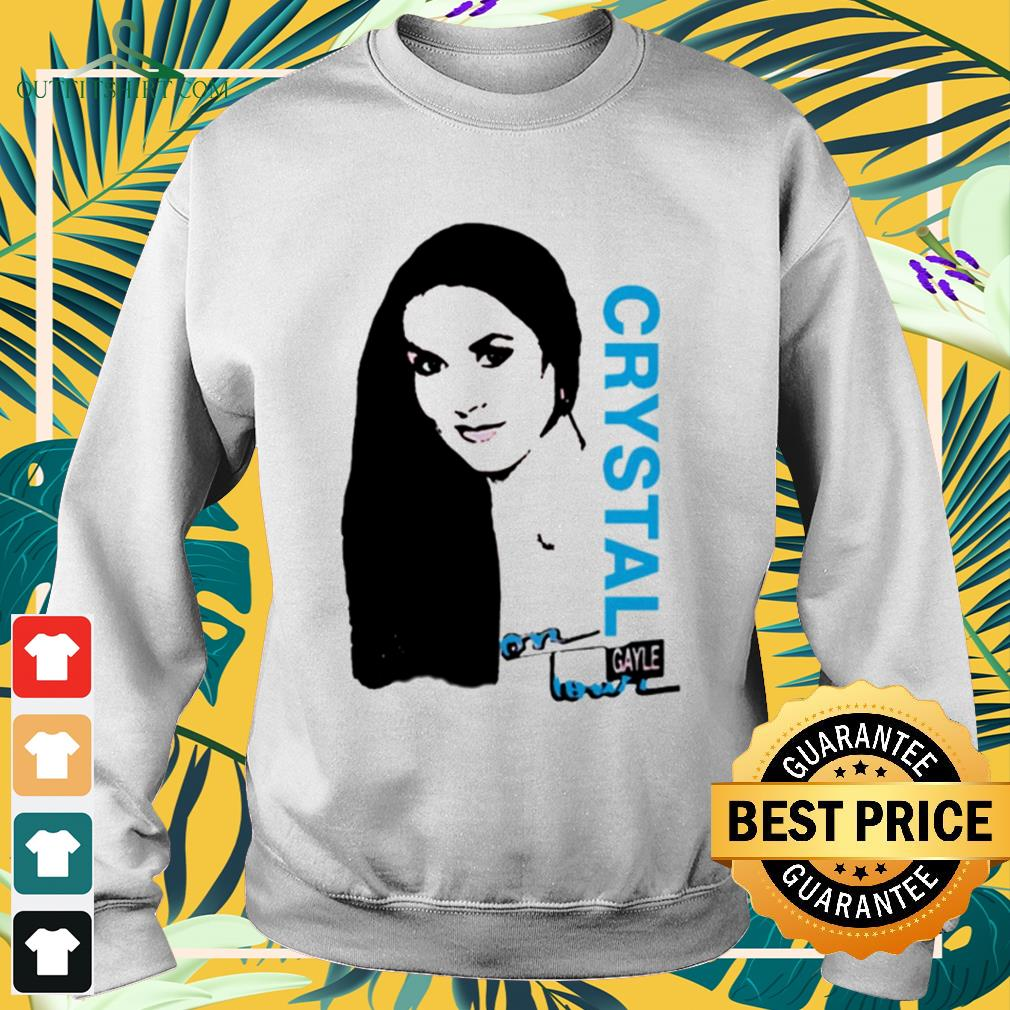 Crystal Gayle sweater