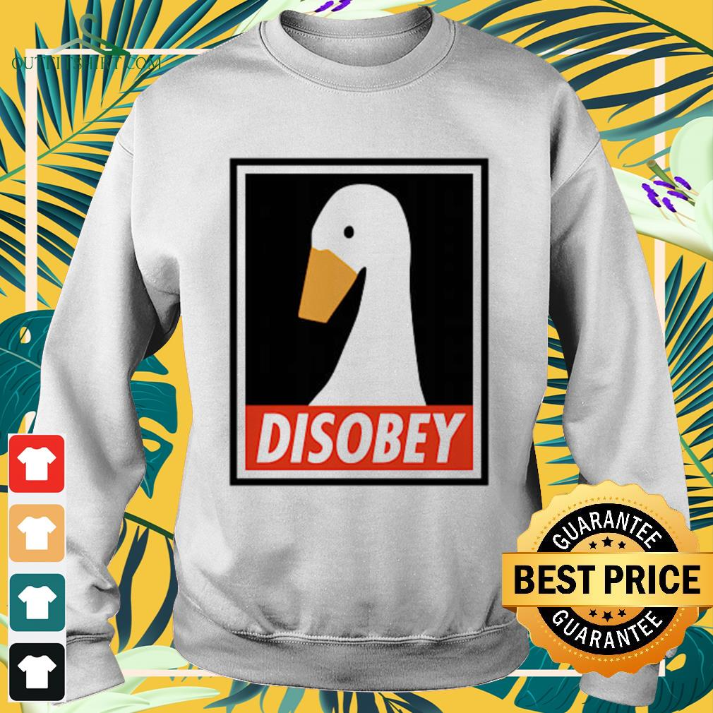 Goose Disobey sweater
