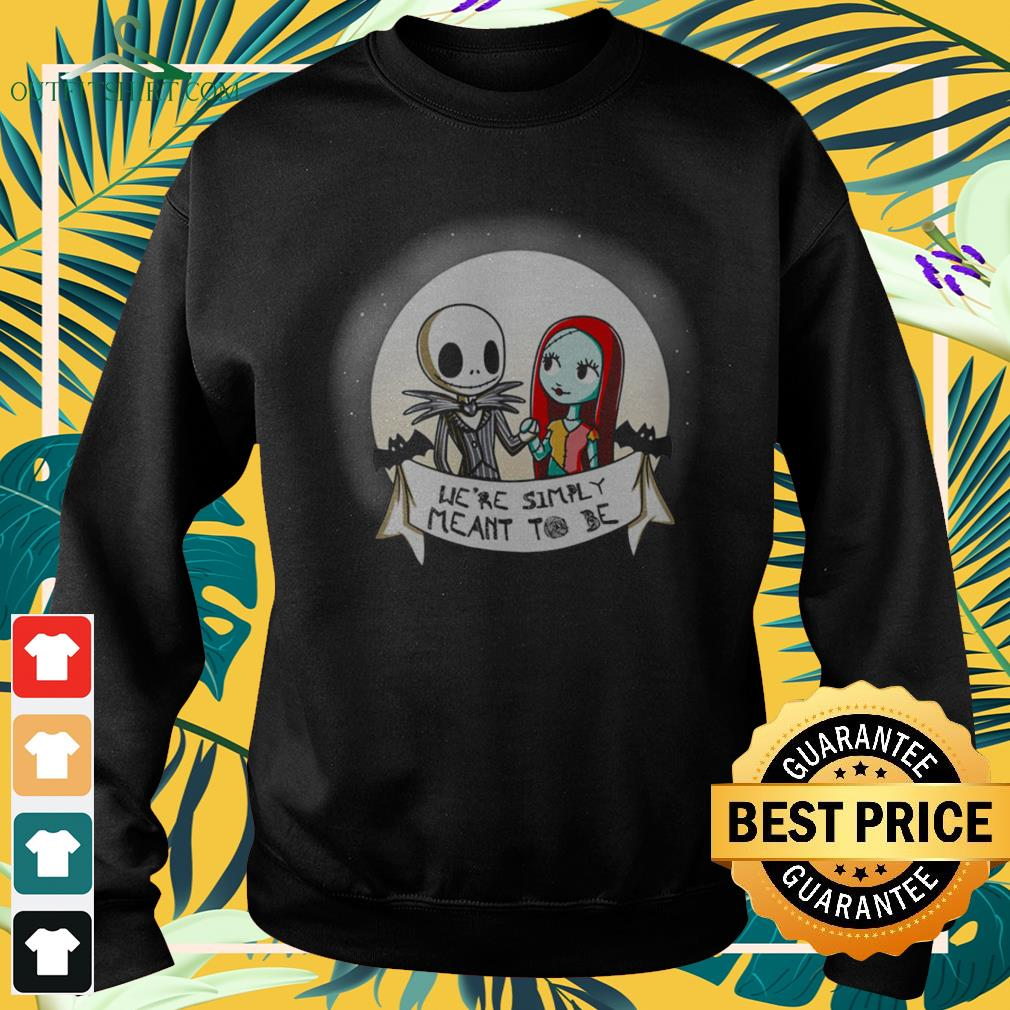 Jack Skellington and Sally We're simply meant to be sweater