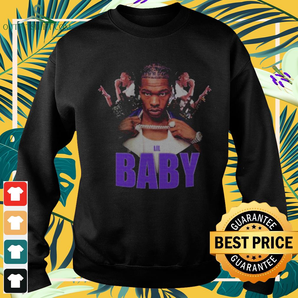 Lil Baby The Hero sweater